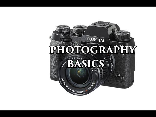 Photography Basics   Exposure