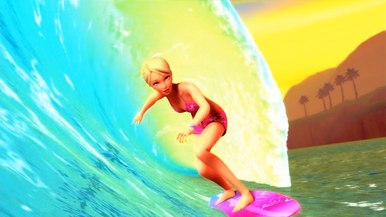 Download Barbie in A Mermaid Tale - Queen of the Waves - Music Video
