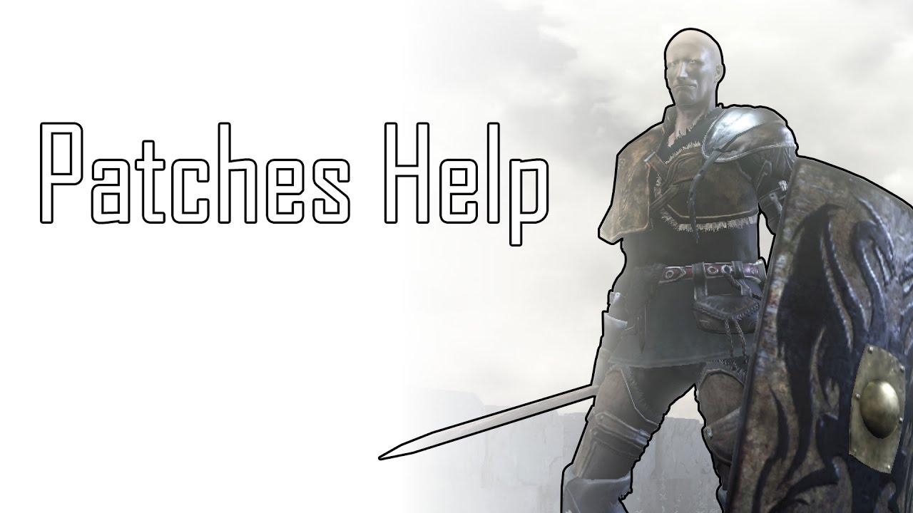 Dark Souls 3: Patches Help