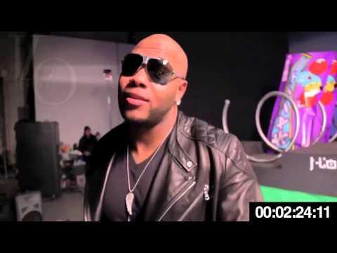 Sweet Spot Flo-Rida & Jennifer Lopez - Sneak Peak _ Behind The Scence
