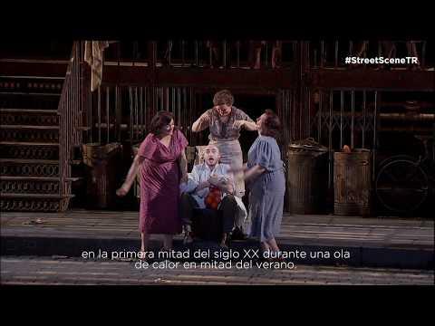 Street Scene: la vida de una calle | Teatro Real 200 años 17/18