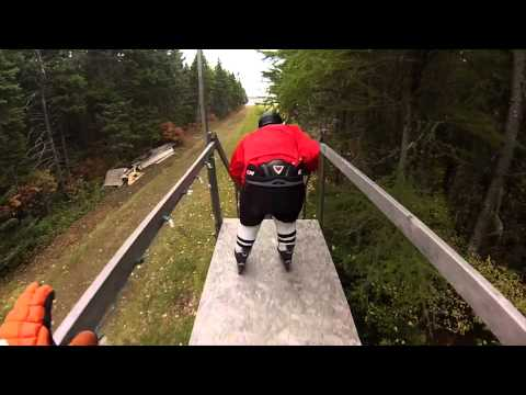 Le camp ACFOR - Red Bull Crashed Ice Training