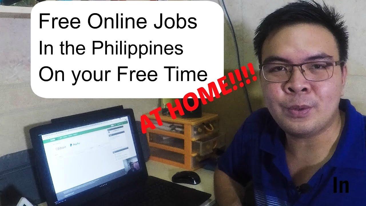 Legit work from home jobs philippines