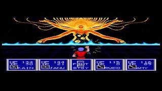 Phantasy Star II - Vizzed.com GamePlay The end - User video