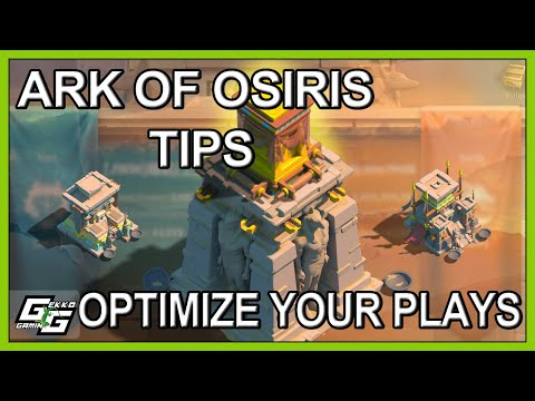 ARK OF OSIRIS TIPS FOR INDIVIDUALS & TEAM BEST PRACTICE - Rise Of Kingdoms