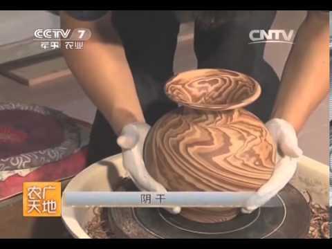农广天地 《农广天地》 20131213 绞胎瓷制作工艺