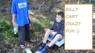Billy Cart {childhood Dreams} - New Life On The Road