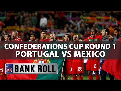 Portugal vs Mexico 18.06.17 | Confederations Cup | Match Predictions