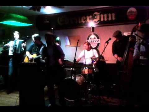 Drunken Saints @ Corner Inn, The  Leaving of Liverpool