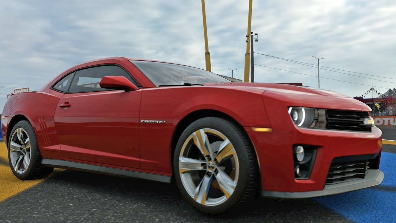 Forza Motorsport 7   Chevrolet Camaro ZL1 2012   Test Drive Gameplay (HD)  [1080p60FPS]