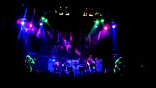 Cannibal Corpse - Pit of zombies  live @Alcatraz milano 26-2-13