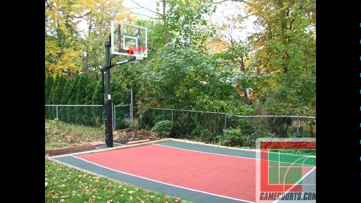 backyard basketball court backyard bar and grill college park