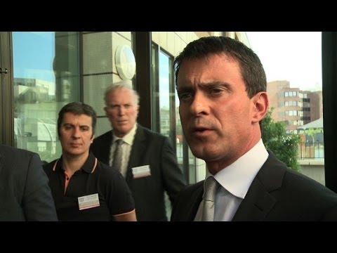 """Alstom: le gouvernement """"n'a aucune préférence"""" (M. Valls)"""