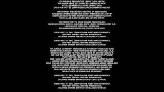 Cro - Geile Welt Lyrics (Raop) HD