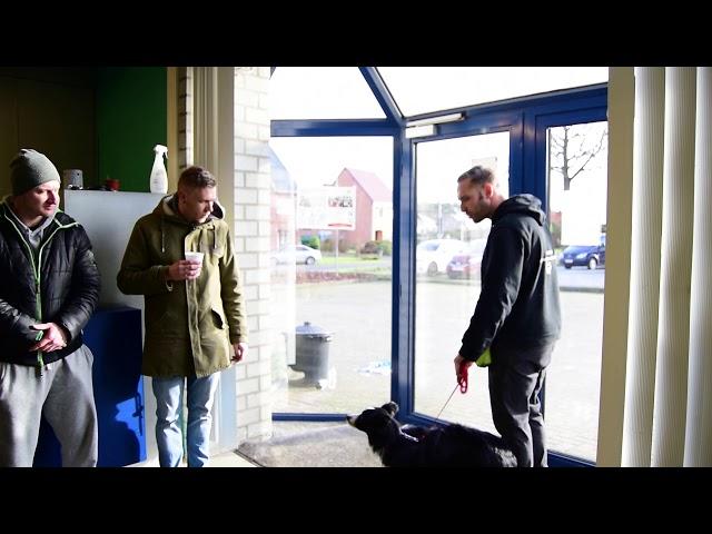 Oefening 3   Wachten aan de deur