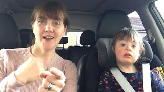 50 Moms and Toddlers Who Have Down Syndrome Lip-Sync in 'Carpool Karaoke'