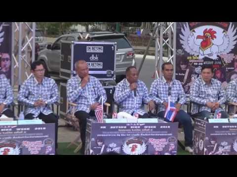 Special YALA BIG BIKE THAI MALAYSIA RIDE FOR CHARITY 2016
