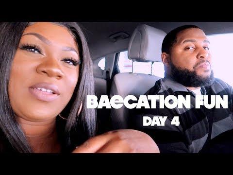 Baecation Fun🎮🎟🎯 Day 4   Black Family Vlogs