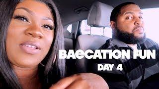 Baecation Fun🎮🎟🎯 Day 4 | Black Family Vlogs