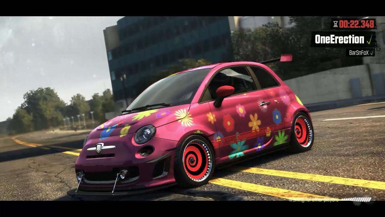 The Crew: Online PvP Race - Fiat 500 Abarth Performance Spec (Cute
