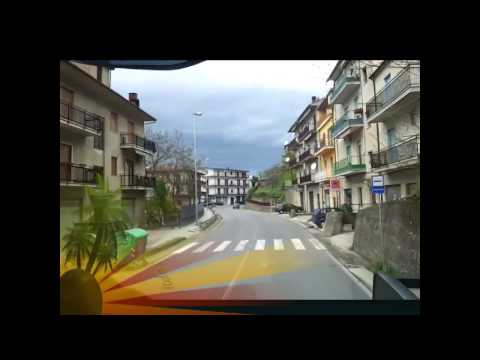 Ritten door europa Volvo FH video mix