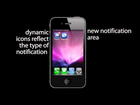 iOS 5 Concept Notification System