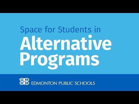 Space for Students in Alternative Programs