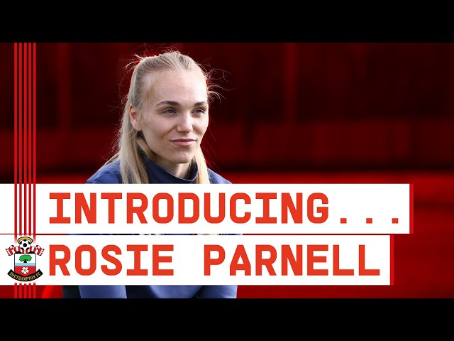 JOHN TERRY, TEAMS CALLS AND CRICKET?!   Introducing Southampton FC Women's Rosie Parnell