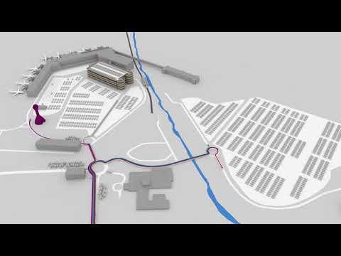 Edinburgh Airport Parking Map V3