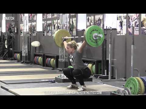 Snatch - Exercise Library: Demo Videos, Information