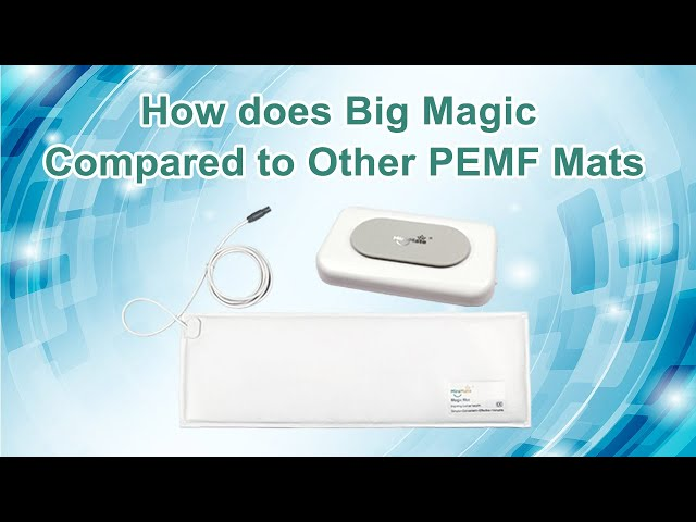 How does Big Magic Compared to Other PEMF Mats