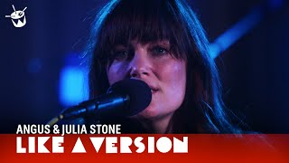 Angus and Julia Stone cover Drake 'Passionfruit' for Like A Version Video