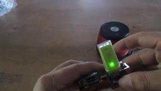 Lector USB y sd casero