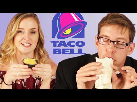 People Try Taco Bell's Secret Menu