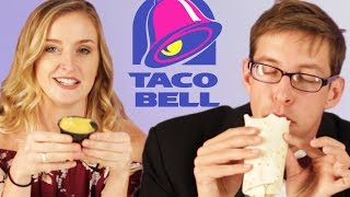 People Try Taco Bell's Secret Menu by : BuzzFeedVideo