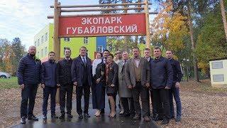 Радий Хабиров о причинах перехода из Красногорска в Башкирию и о будущем округа