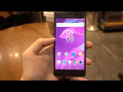 รีวิว Sony Xperia X ( review )