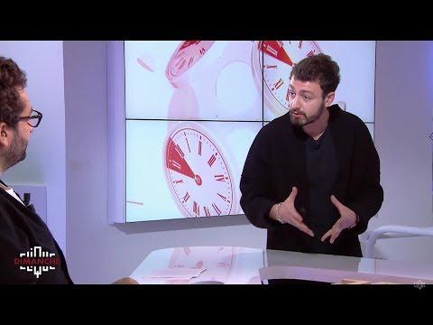 Roman Frayssinet : Le guépard - Clique Dimanche du 04/02 - CANAL+
