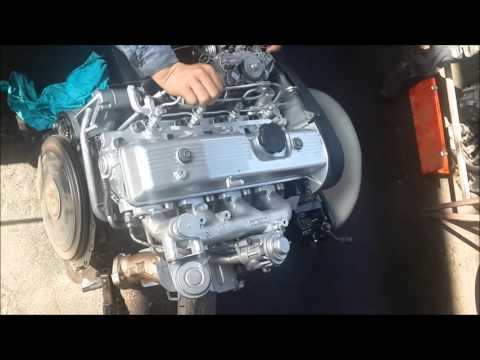 mitsubishi 4d 56 diesel engine | FunnyCat TV