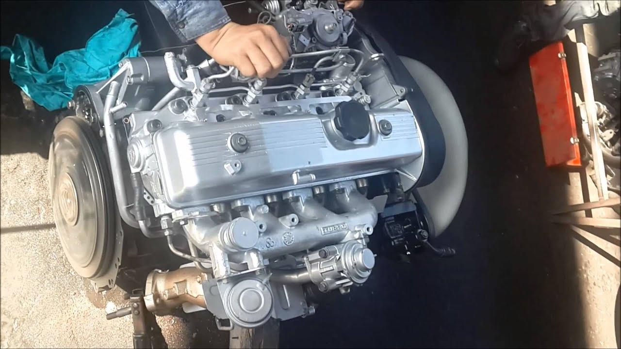 JDM Rebuilt Engine of 4D56 Turbo (Japan Quality)
