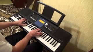 Вера Брежнева - Девочка Моя piano