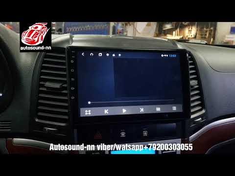 "Штатная Магнитола ZH Hyundai Santa Fe IPS 2.5D DSP 4G 9""(8 ядер 4/64)android 8.1"