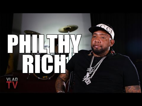 Philthy Rich on No Longer Doing Diss Songs, Doesn't Sneak Diss, Says Names (Part 5)