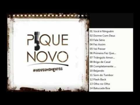 Pique Novo Cd Completo 2016 - Gustavo Belo