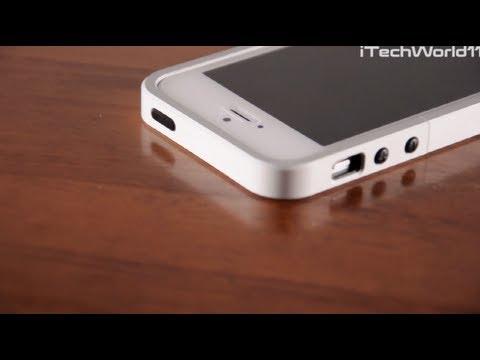 Freeform3 Aluminum iPhone 5 Bumper Case Review - 동영상