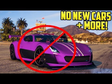 GTA Online - NO NEW VEHICLES THIS WEEK, 2X GTA$ ON CONTACT MISSIONS + BIG DISCOUNTS!