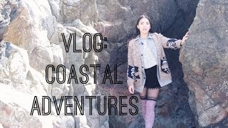 VLOG: Coastal Adventures Thumbnail