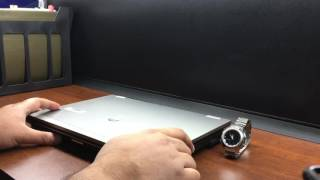 HP Elitebook 8440p REVIEW and DEMO