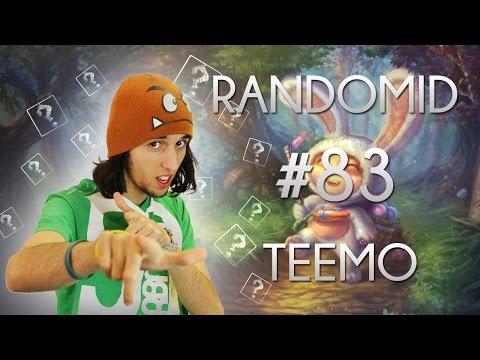 Teemo AP, PLUIE DE FEED ! - Randomid #83
