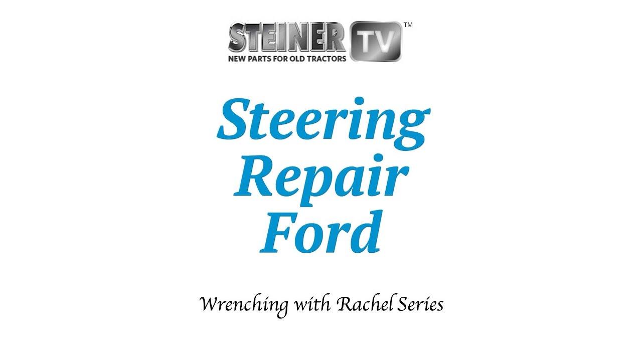 steering on ford 8n [ 1280 x 720 Pixel ]